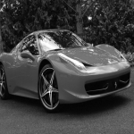 Hire Supercars UK in Amlwch Port 4