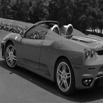 Hire Supercars UK in Abbess Roding 9