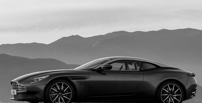 Hire Aston Martin in Cambridgeshire