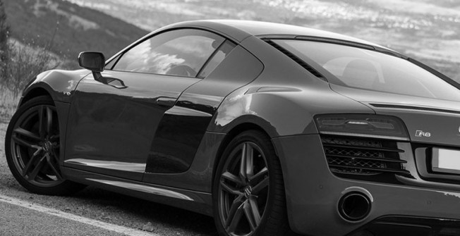 Audi Car Hire in Aberporth