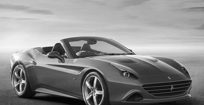 Rent a Ferrari in Amberley
