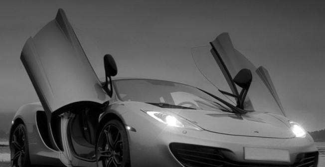 Rent a McLaren in Ballymoney