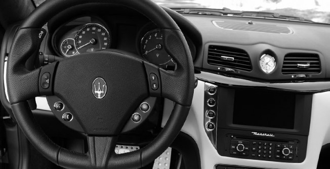 Rent a Maserati in Abbess End