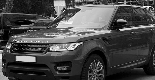Range Rover Sport Hire in Abbey Gate
